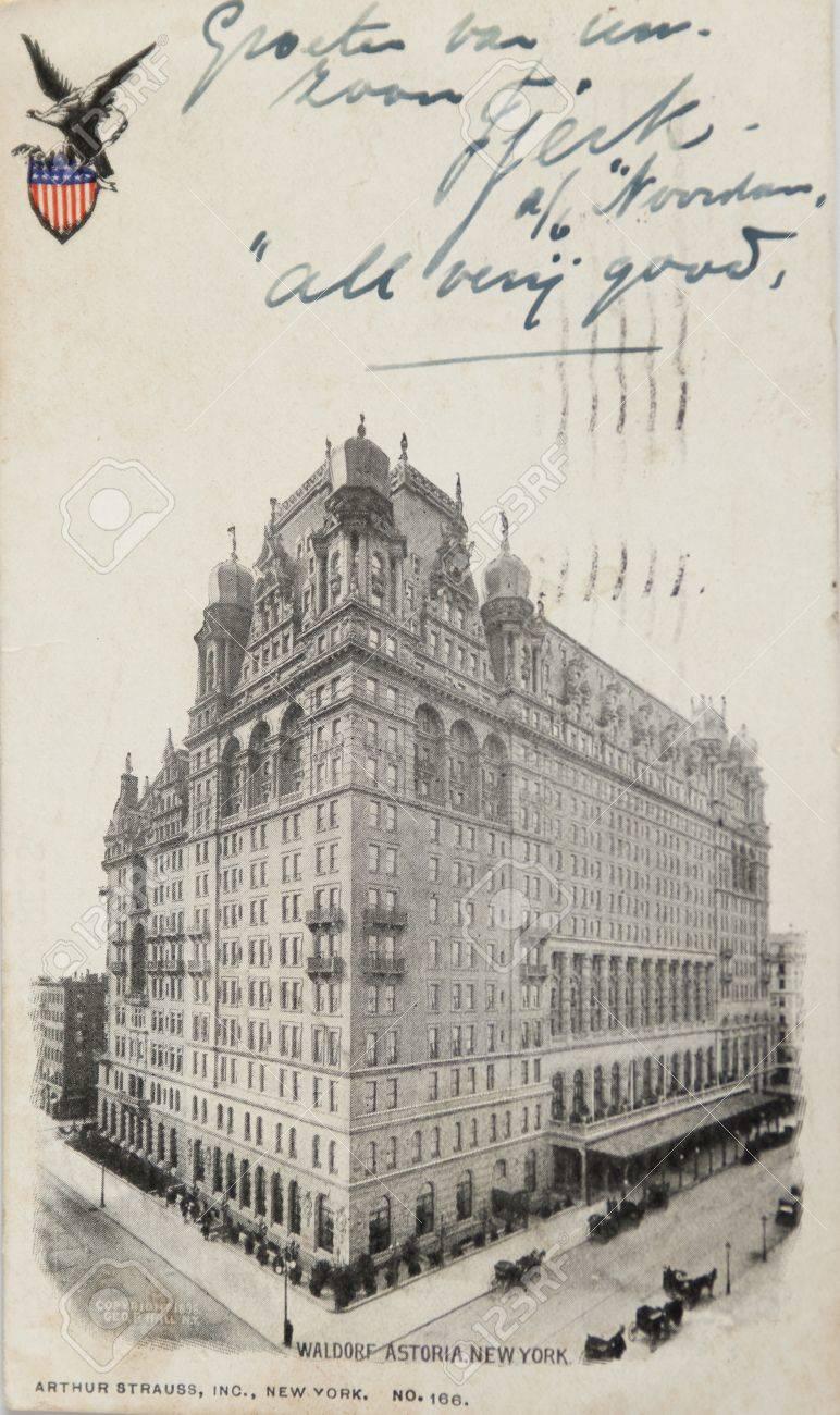 ニューヨーク市の年頃 1909年: ...
