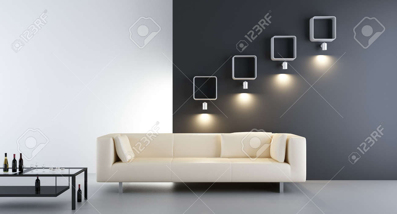 Living Room Setting Stock Photo Picture And Royalty Free Image  Living Room  Setting PicBlack com. Room Setting