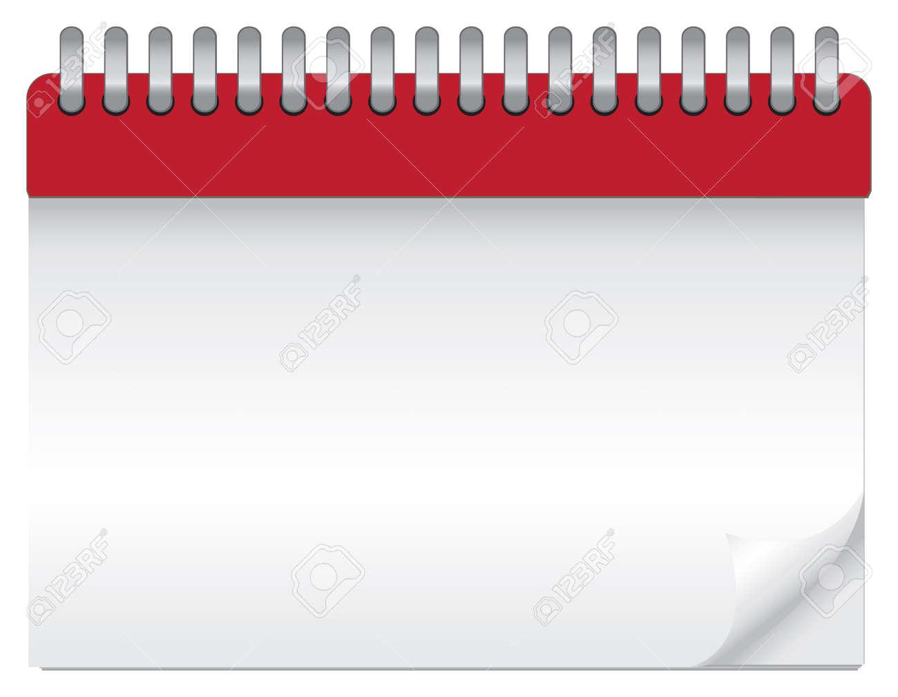 Blank Calendar Icon Vector - More information - plumbershelp.info