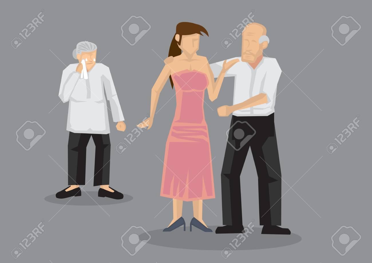 model dating old man