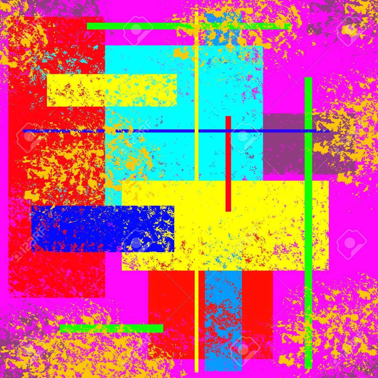 La Pintura Moderna Artística Digitales Como Fondo Fotos Retratos