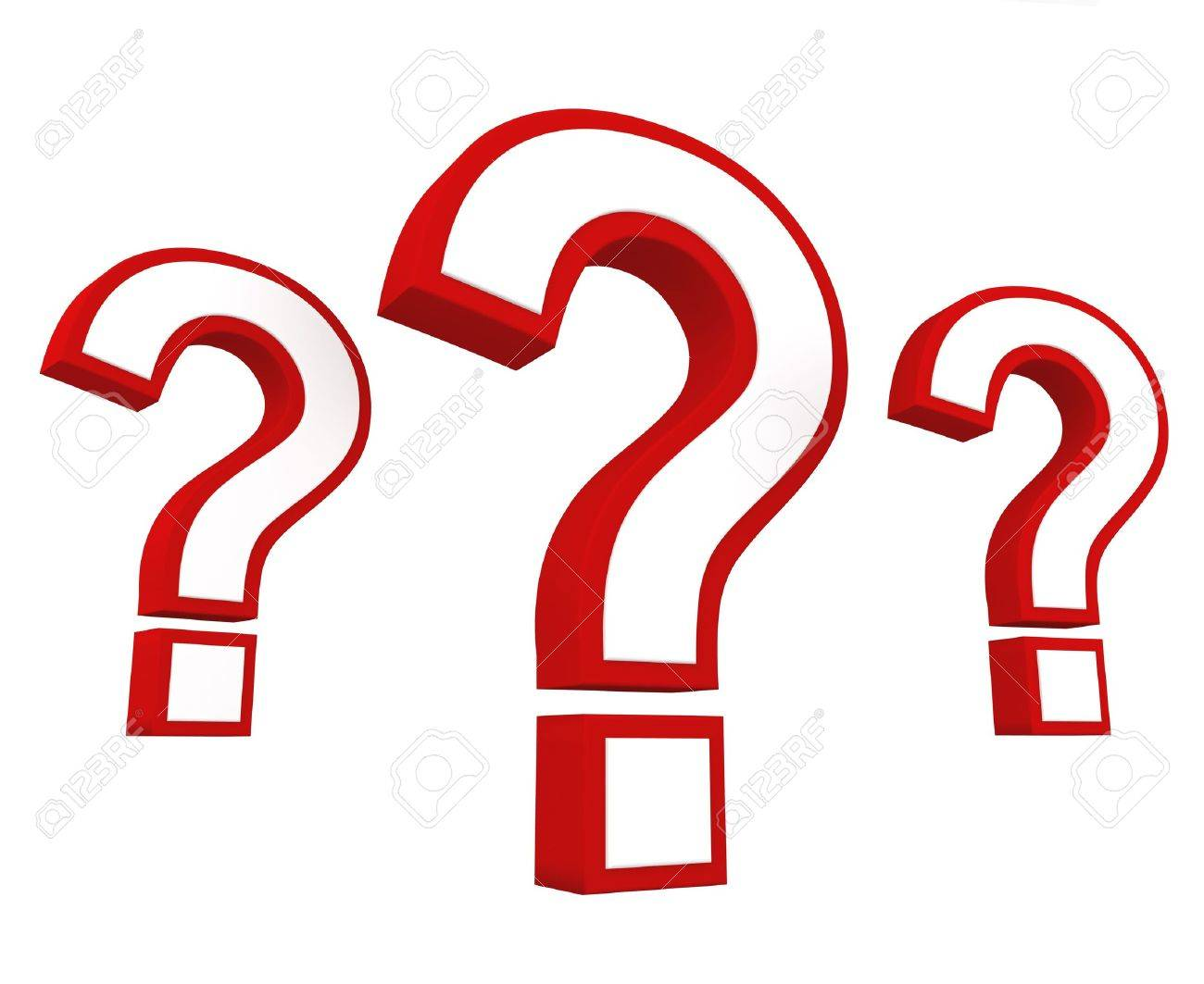 concept of d questions marks depicting problems questions concept of 3d questions marks depicting problems questions faqs and q a stock photo