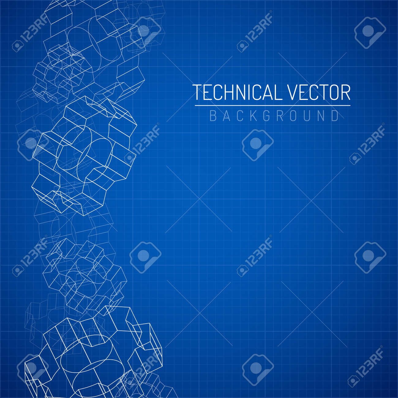 Gears linear graphic abstract industrial design mechanical gears linear graphic abstract industrial design mechanical drawing blueprint stock vector 38907700 malvernweather Image collections