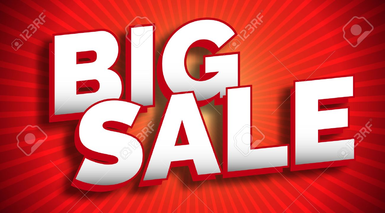 big sale banner design royalty free cliparts vectors and stock