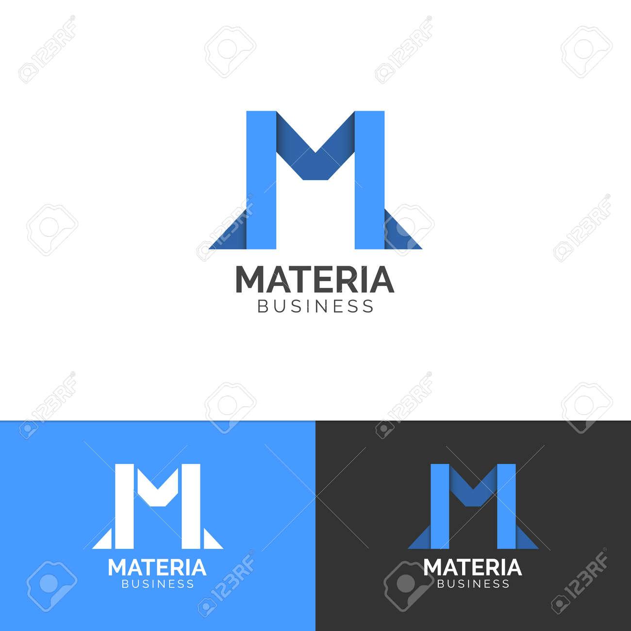 letter m logo template symbol vector graphic design royalty letter m logo template symbol vector graphic design stock vector 48360353