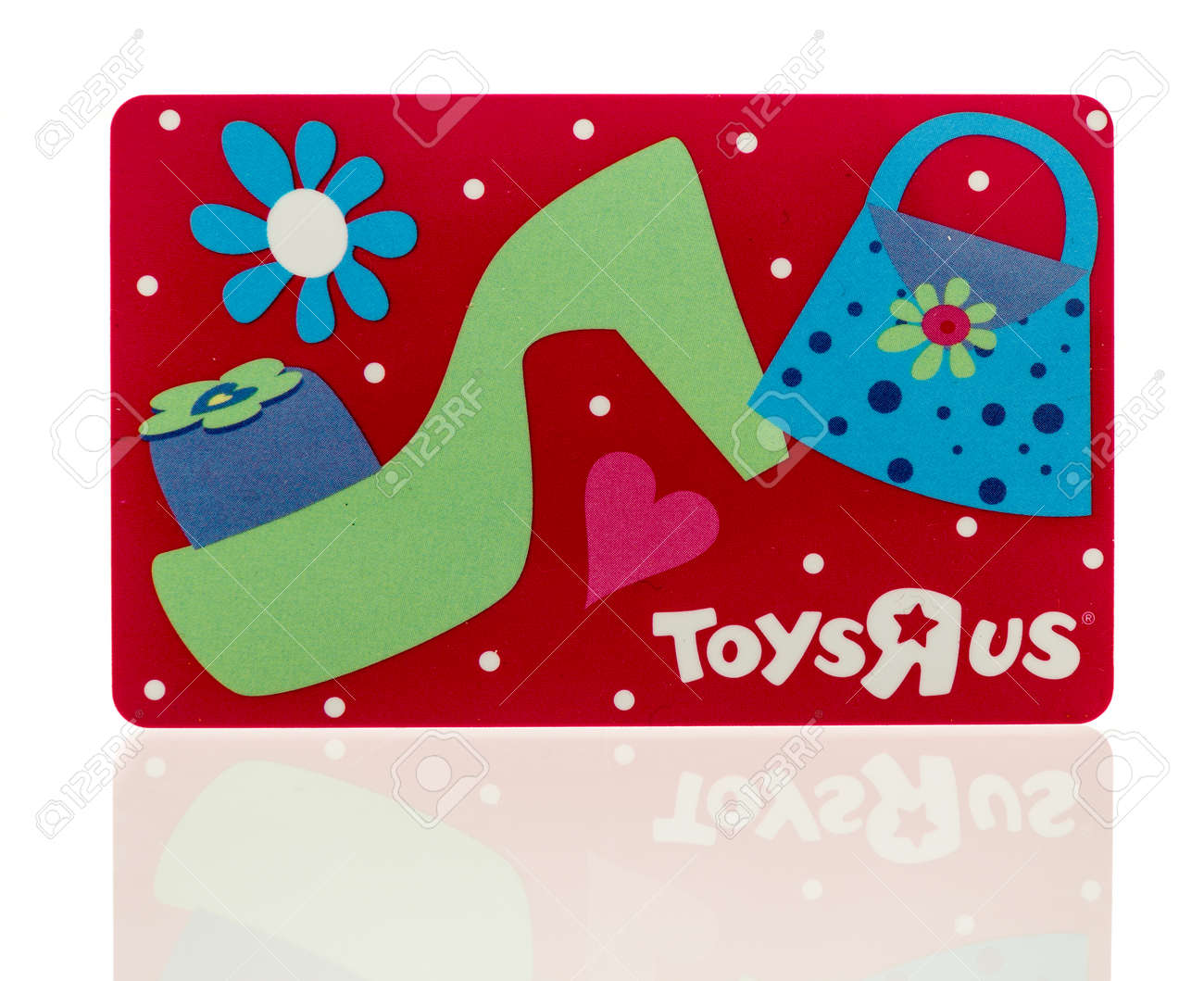 Winneconne Wi 28 December 2016 Gift Card From Toys R Us Stock