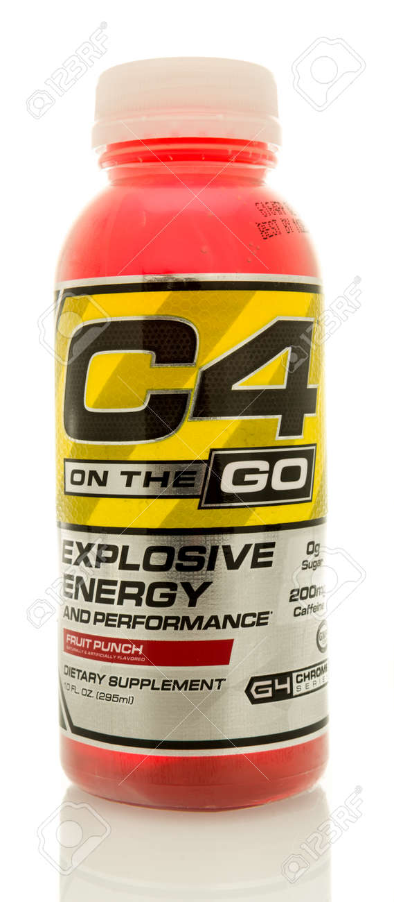 C4 On The Go >> Winneconne Wi 19 August 2017 A Bottle Of C4 On The Go Energy