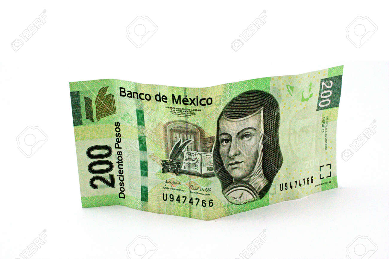 worksheet 200 Dollar Bill mexican 200 pesos bill stock photo picture and royalty free image bill