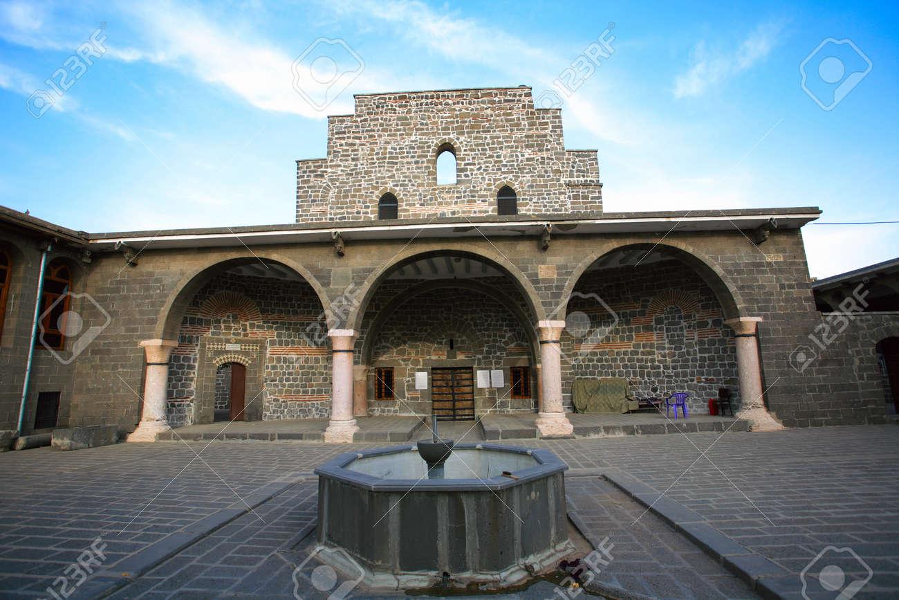 The Orthodox Syrian Jacobite church of the Virgin Mary Meryem