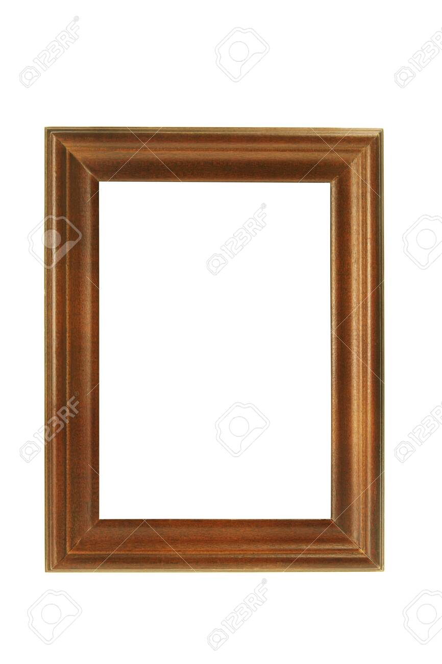 Photo Frame on White Background Stock Photo - 9150932