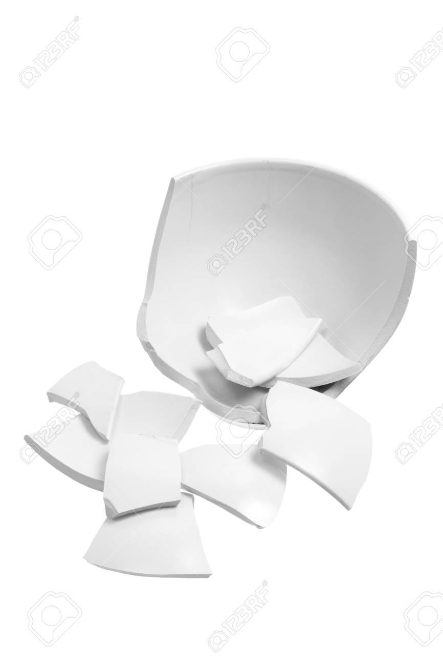 14716933-broken-bowl-on-white-background