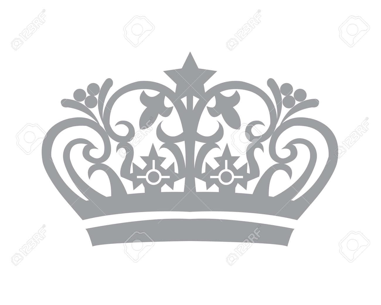 Tiara Crown Logo Royalty Free Cliparts, Vectors, And Stock ...