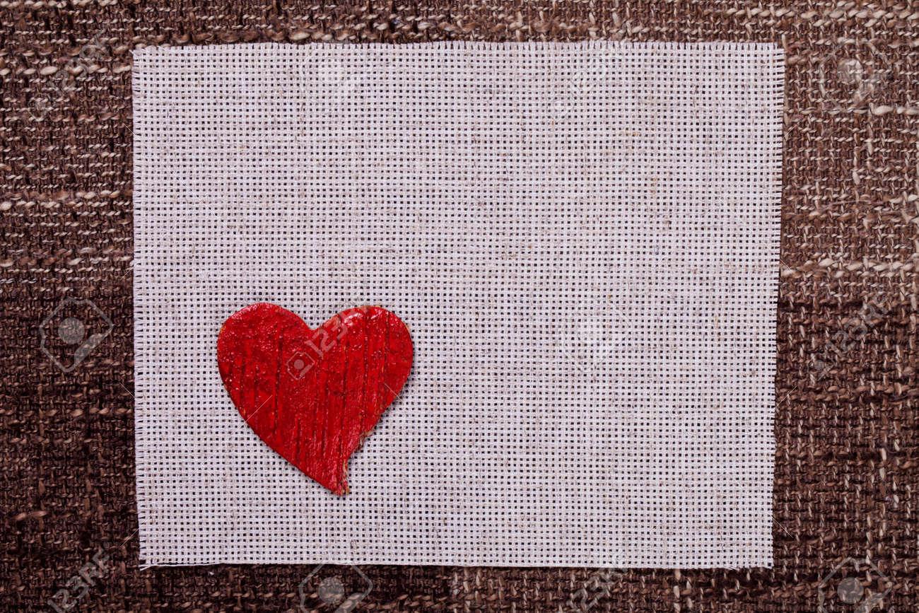 A Heart Music Love Background Wallpaper Design Stock Photo