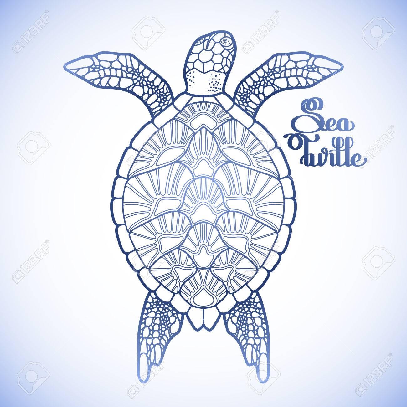 Erfreut Schildkröte Bild Zu Färben Galerie - Malvorlagen Von Tieren ...