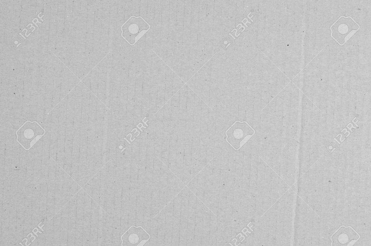 Detailed closeup of a grey cardboard texture background. Stock Photo - 21132013