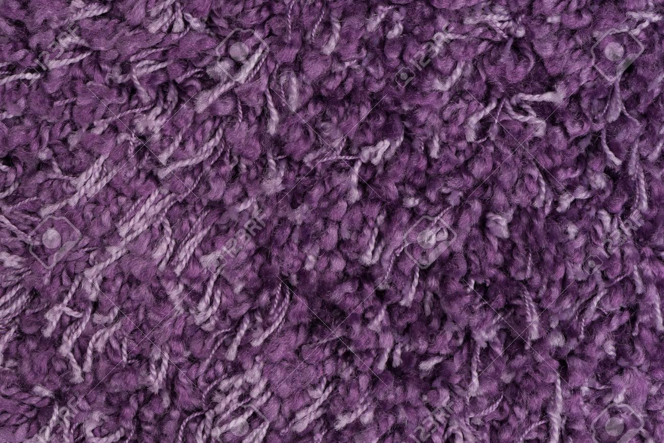 purple carpet texture. closeup detail of purple carpet texture background. stock photo - 25896103