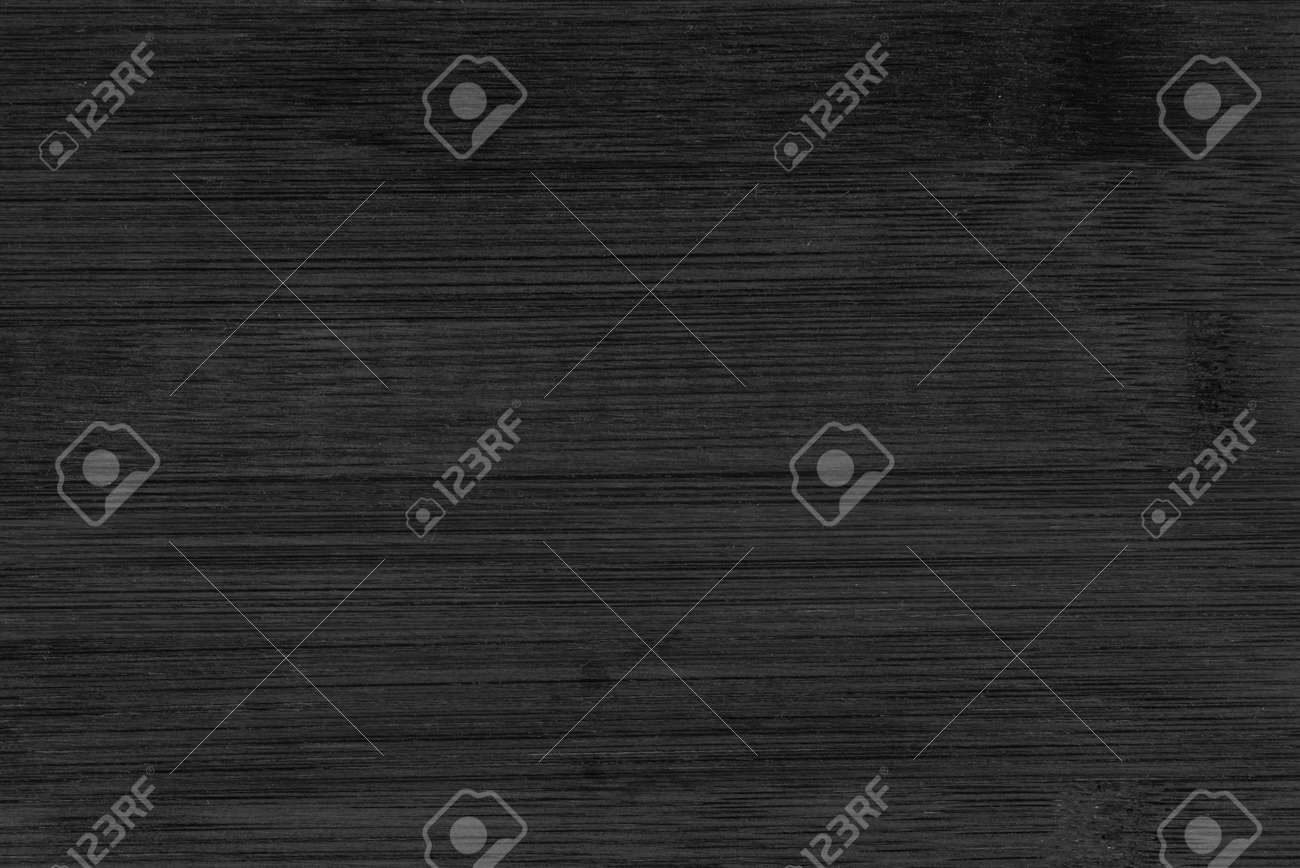 black painted wood texture. Closeup Of Black Painted Bamboo Wood Texture For Background. Stock Photo - 33807535 D