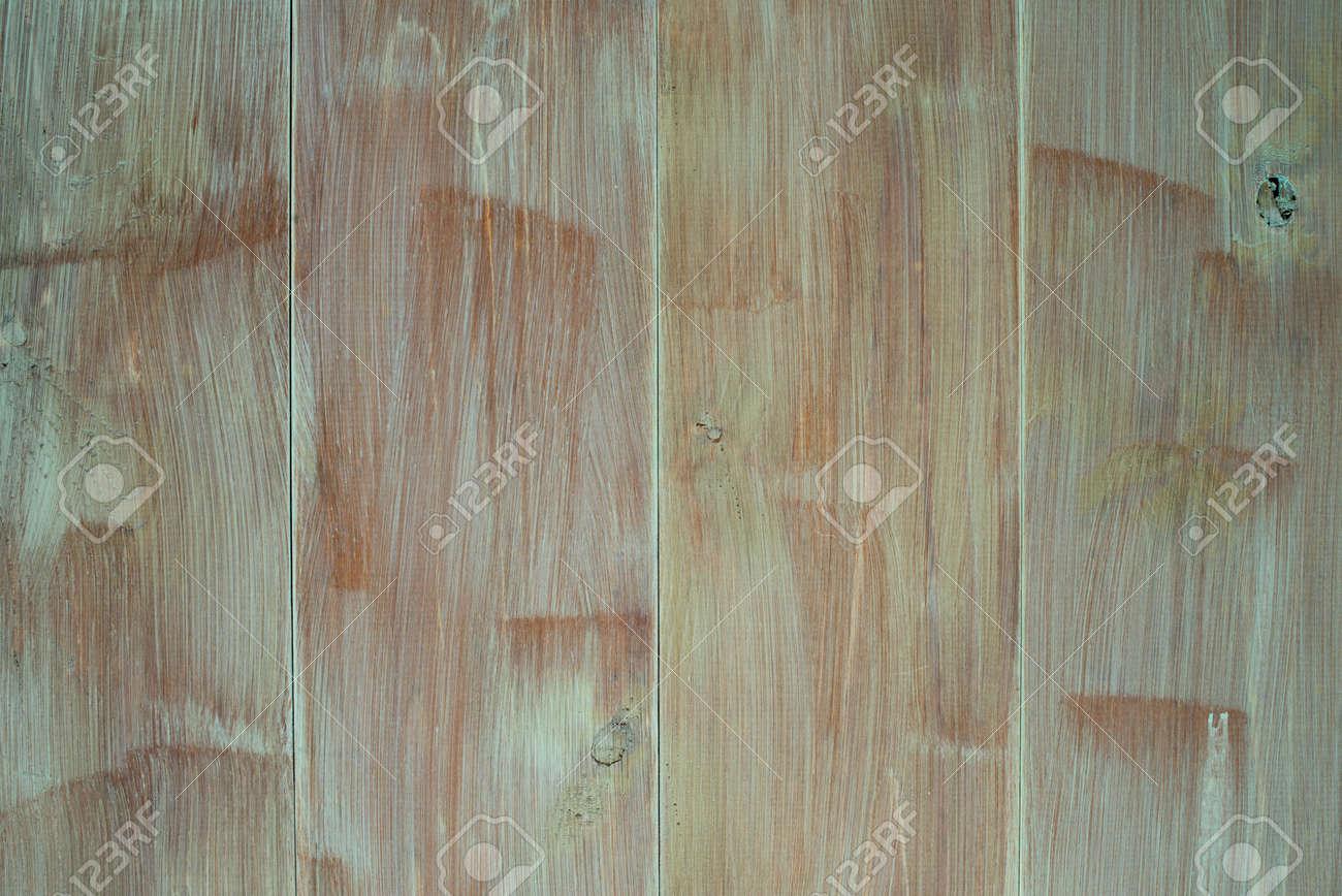 La Plinthe Du Mur brown rayé planche mur de fond de bois.