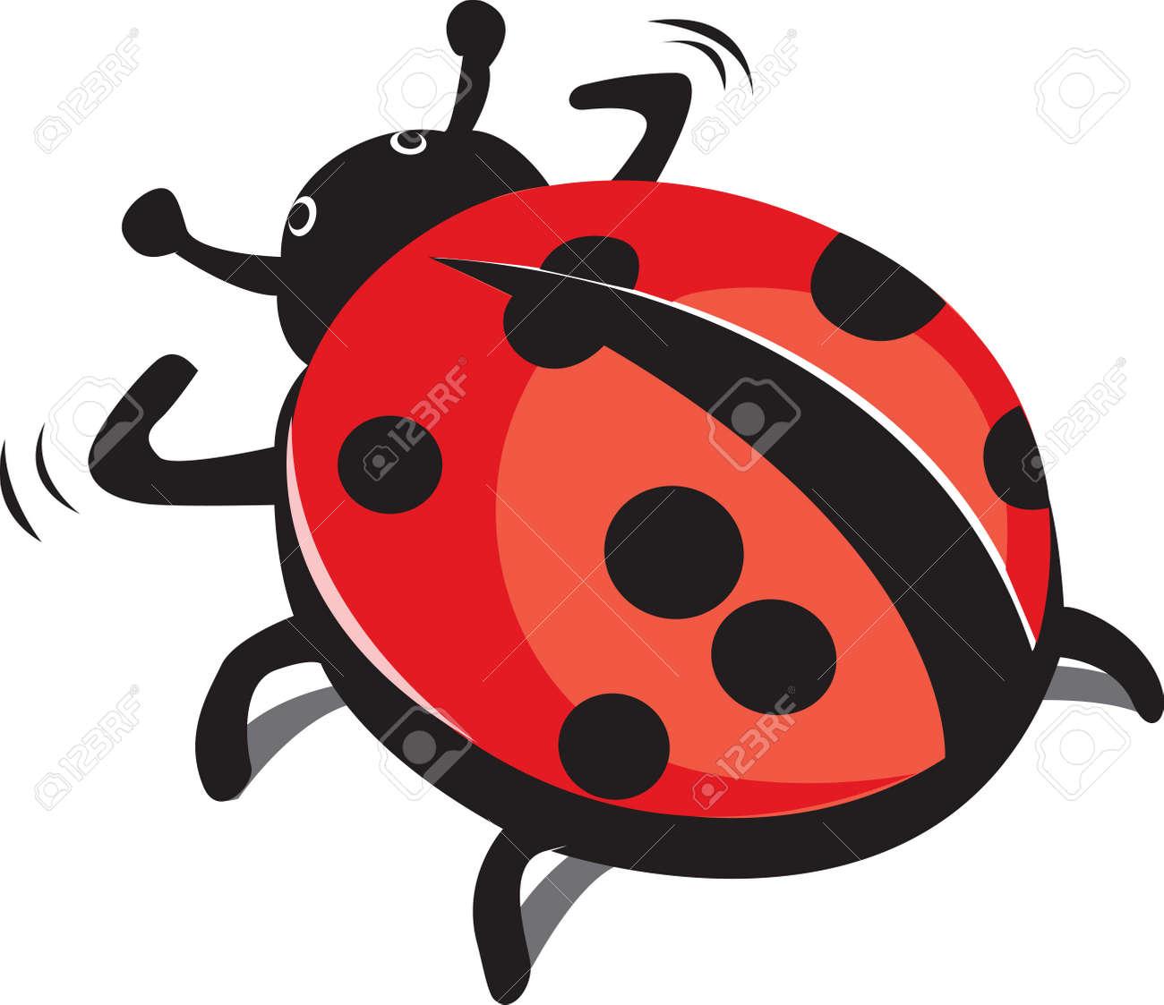 Ladybug Stock Vector - 16908850