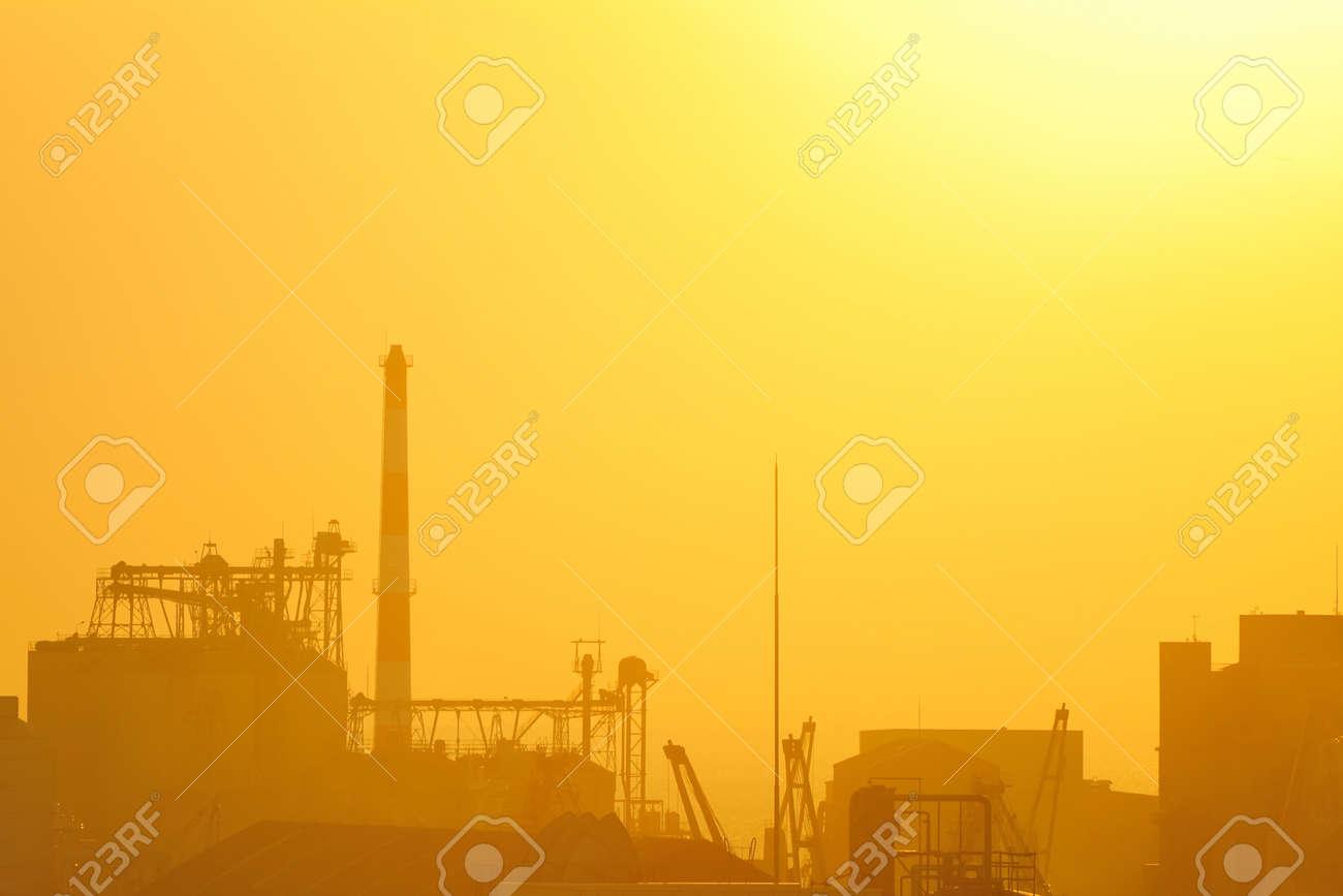 Industrial plants. Stock Photo - 11209188