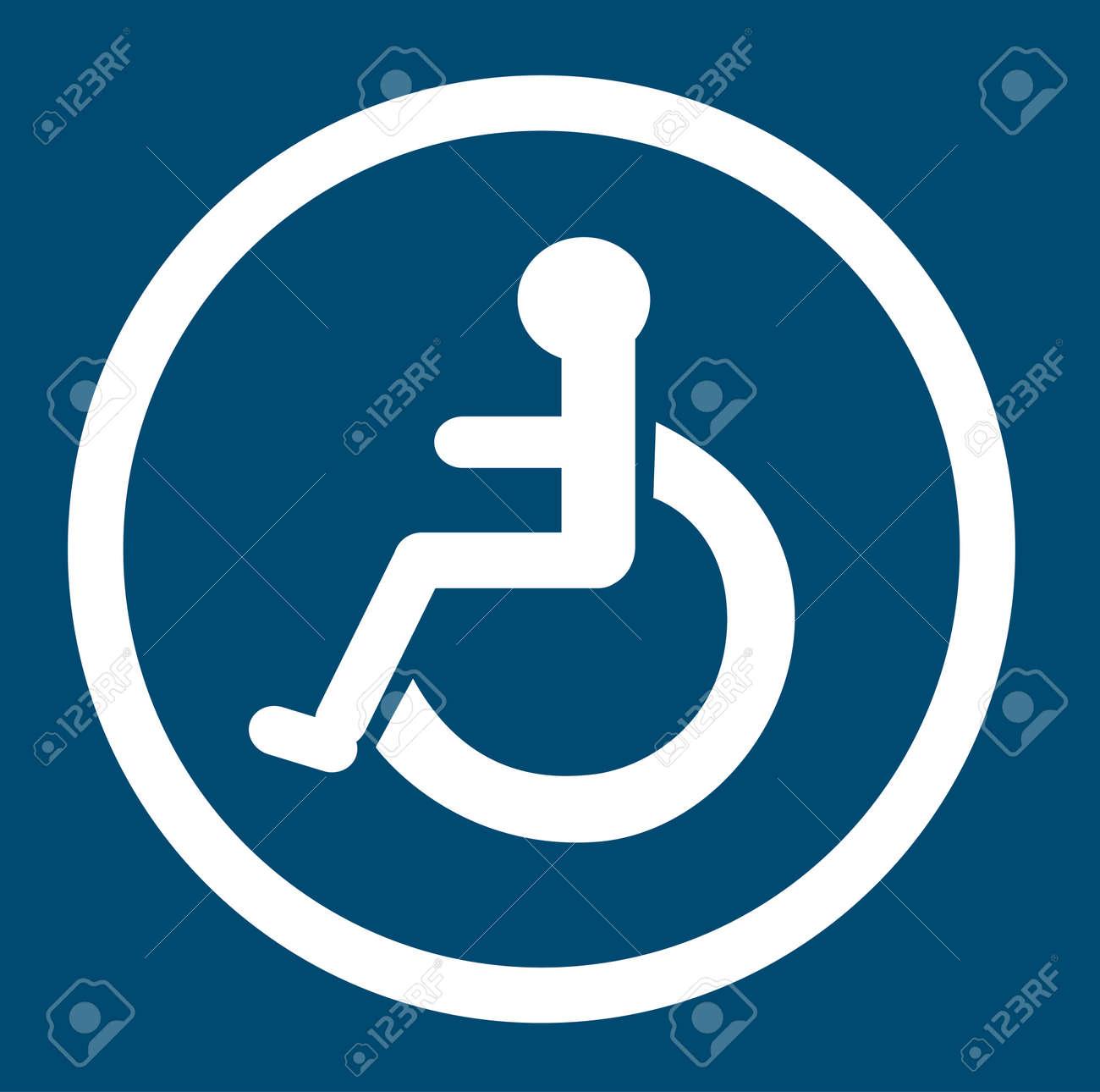Bagno Per Persone Con Disabilità, Bagno Per Disabili, Segnaletica ...