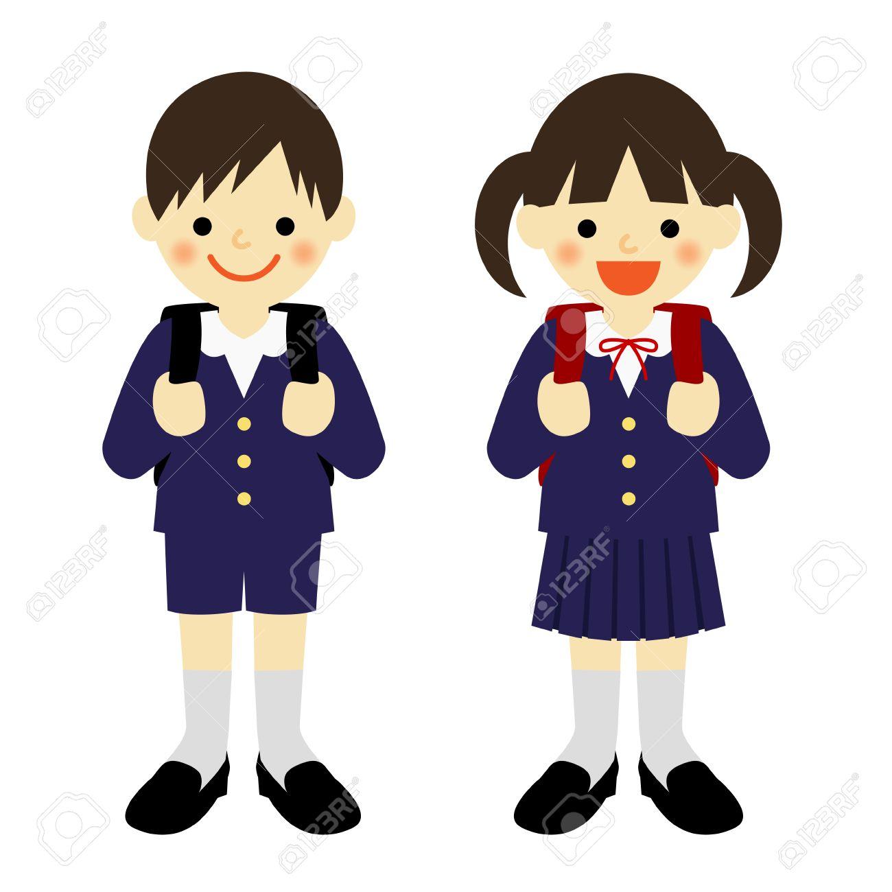920 japanese school uniform cliparts stock vector and royalty free rh 123rf com school uniform clipart free girl school uniform clipart