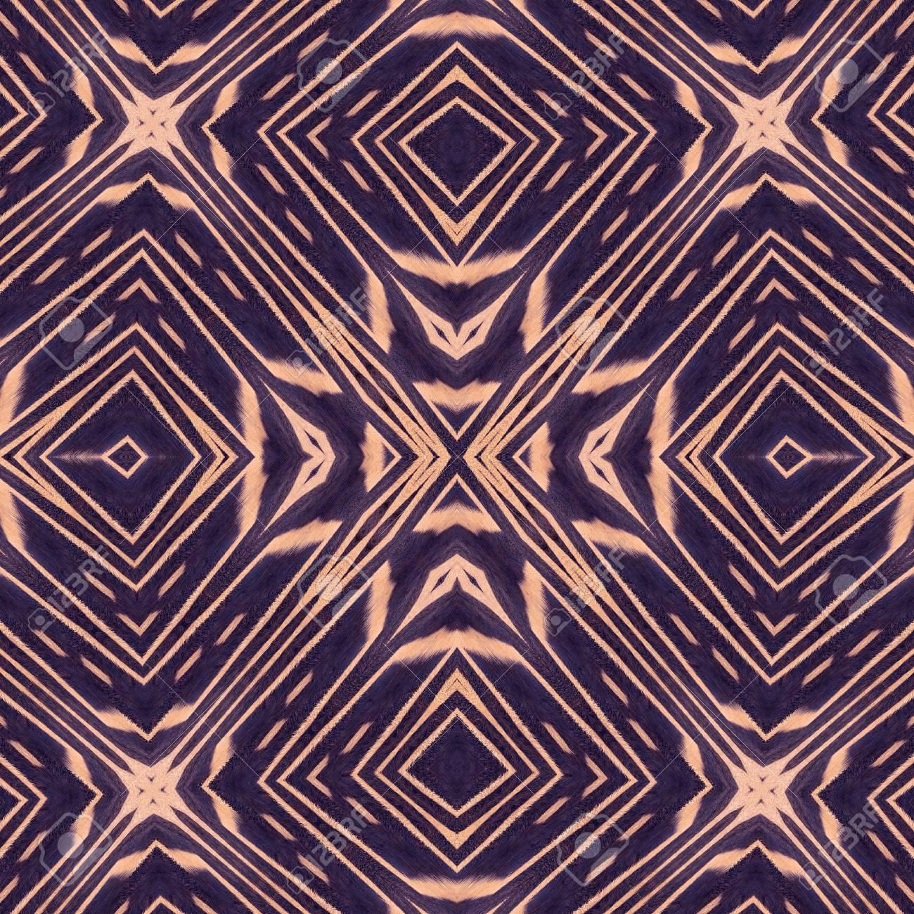 Abstract Oriental Carreaux De Papier Peint Sans Soudure Motif De