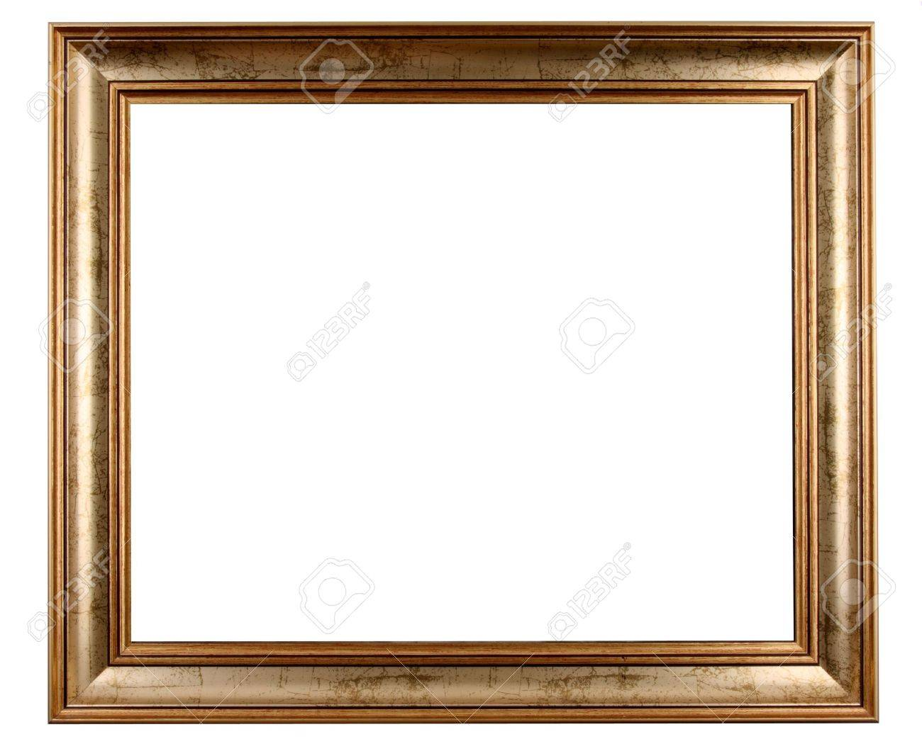 Antique Frame Stock Photo, Picture And Royalty Free Image. Image ...