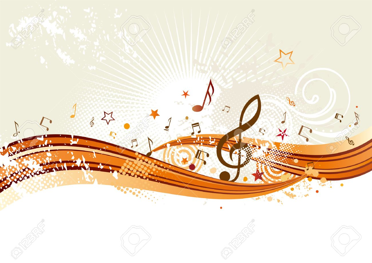 horisontal music banners Stock Vector - 7528455