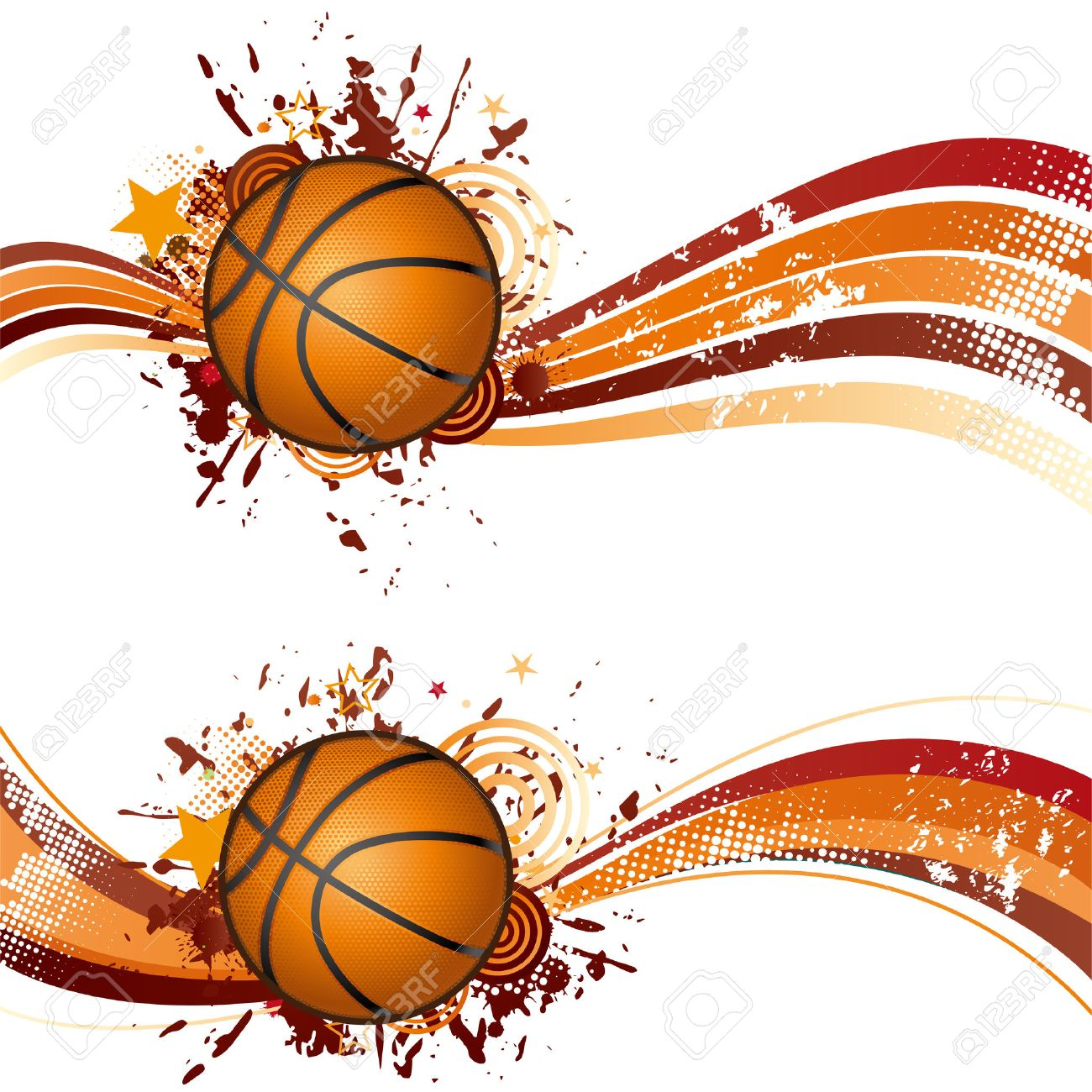 basketball design element royalty free cliparts vectors and stock