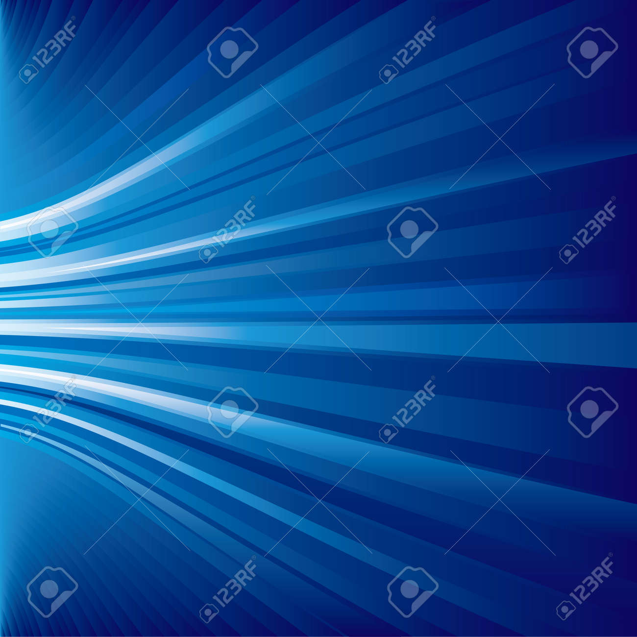 abstract blue light background Stock Vector - 8196106
