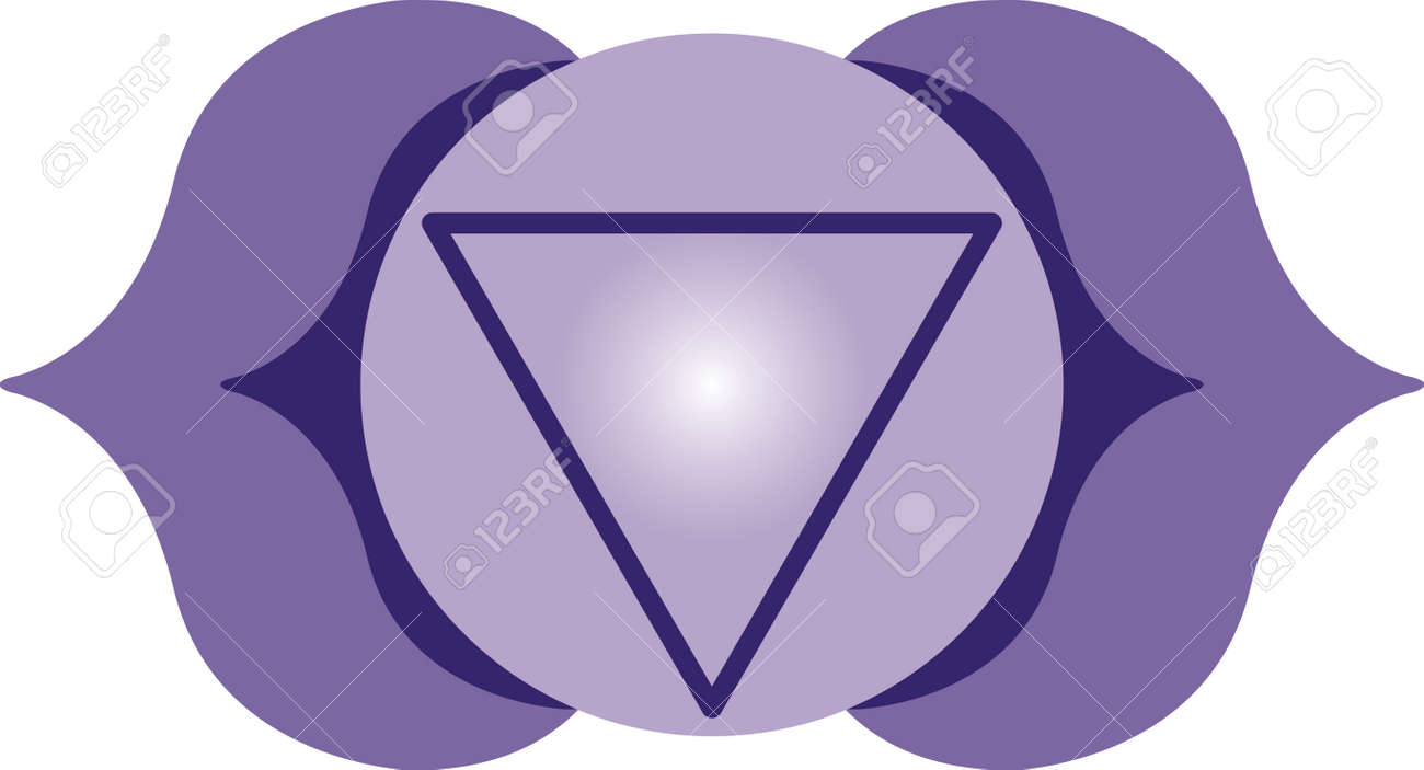 Chakra triangle for hindu religious sayings and symbols royalty chakra triangle for hindu religious sayings and symbols stock vector 43752951 biocorpaavc