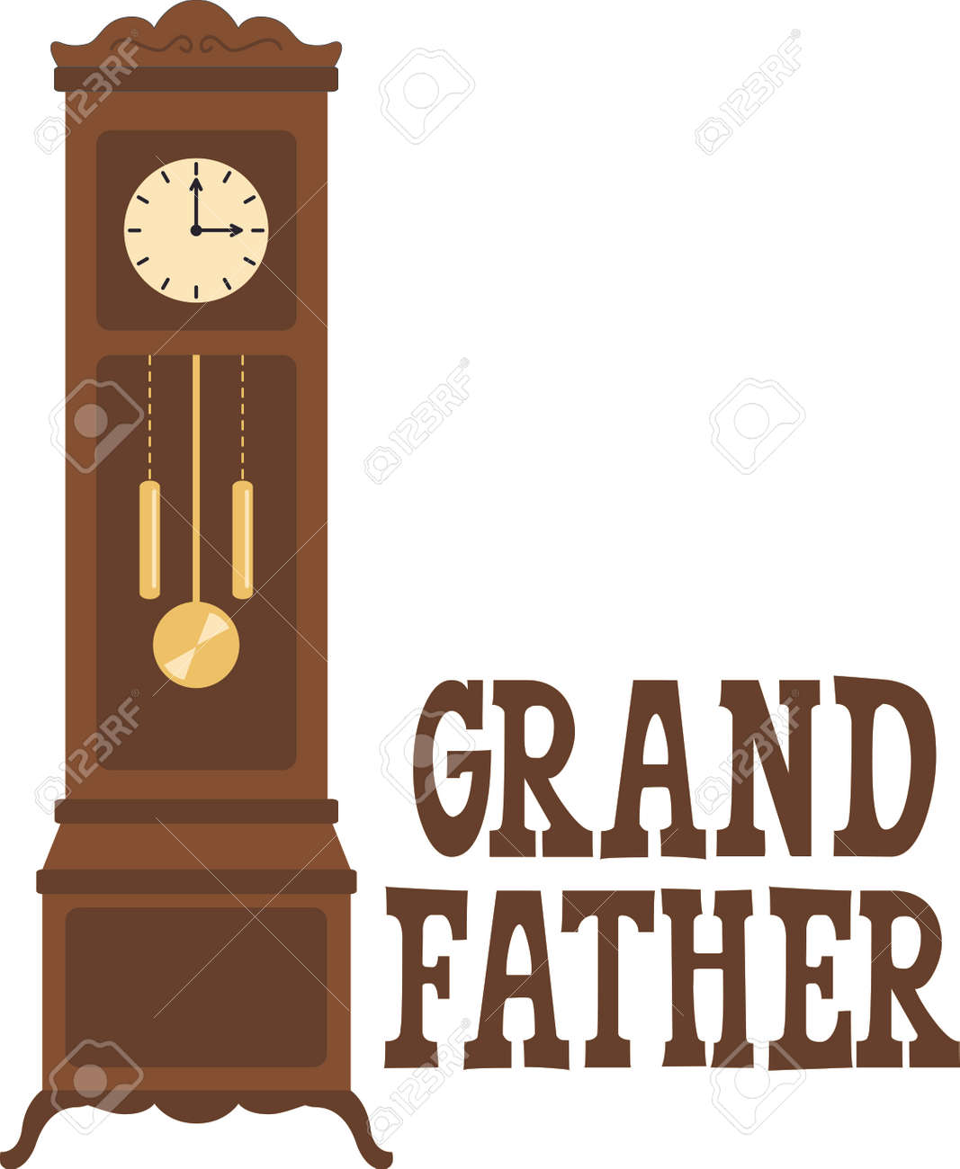 the live of my grandfather clock