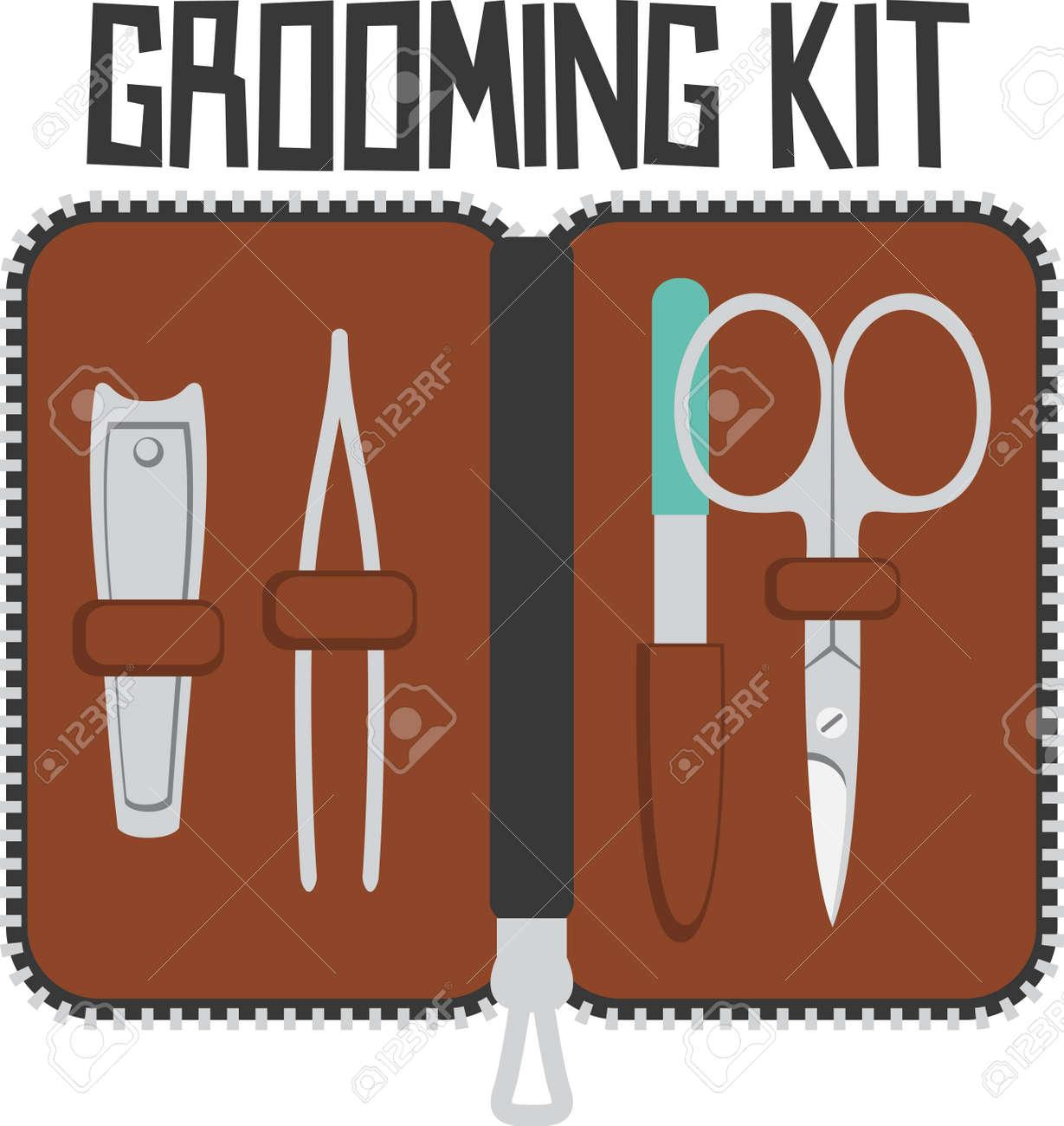 Dieses Praktische Pflege-Kit Enthält Alles, Was Sie Brauchen, Von Zu ...