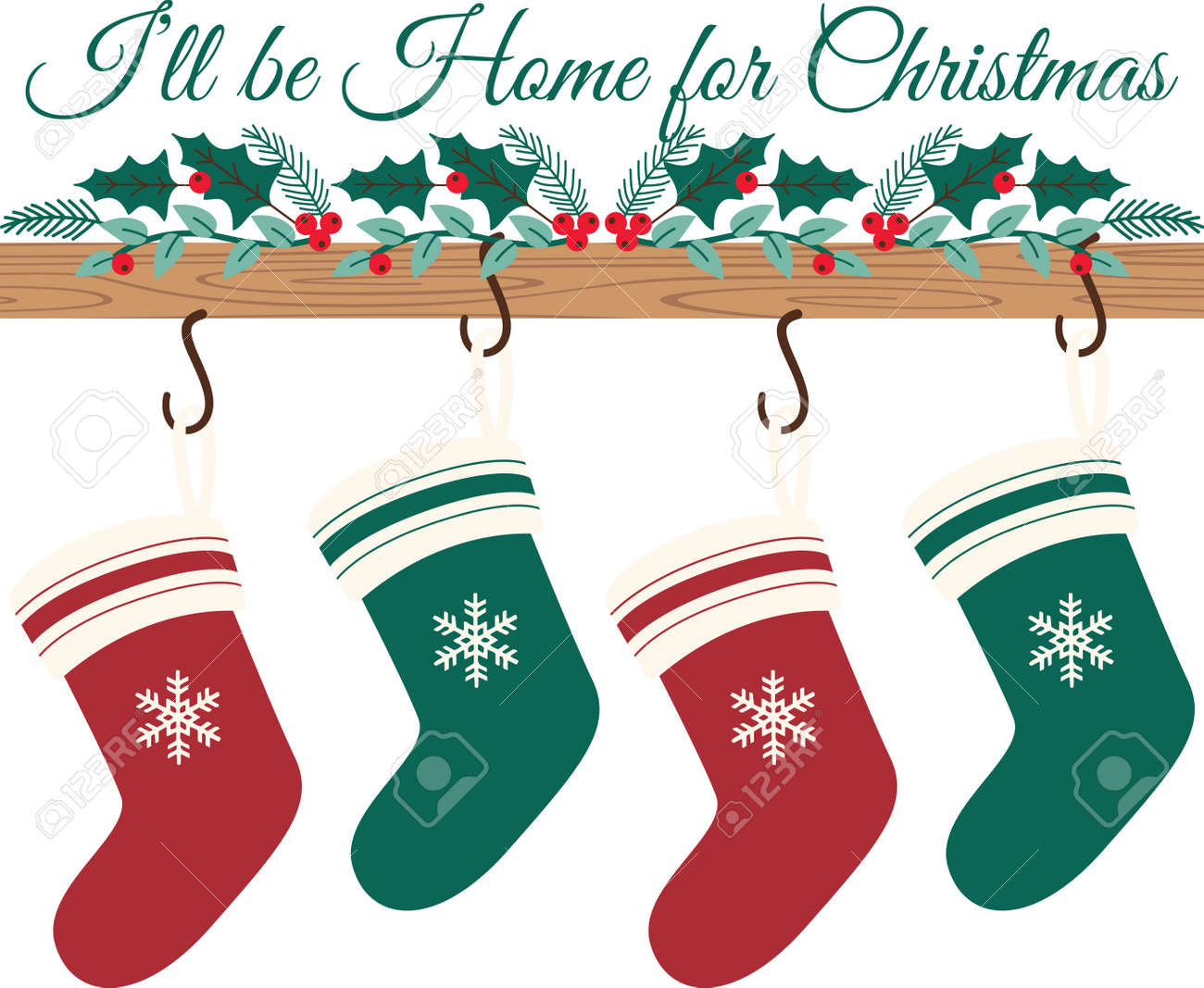 Christmas Stockings Last Forever, Making Their Presence Felt ...