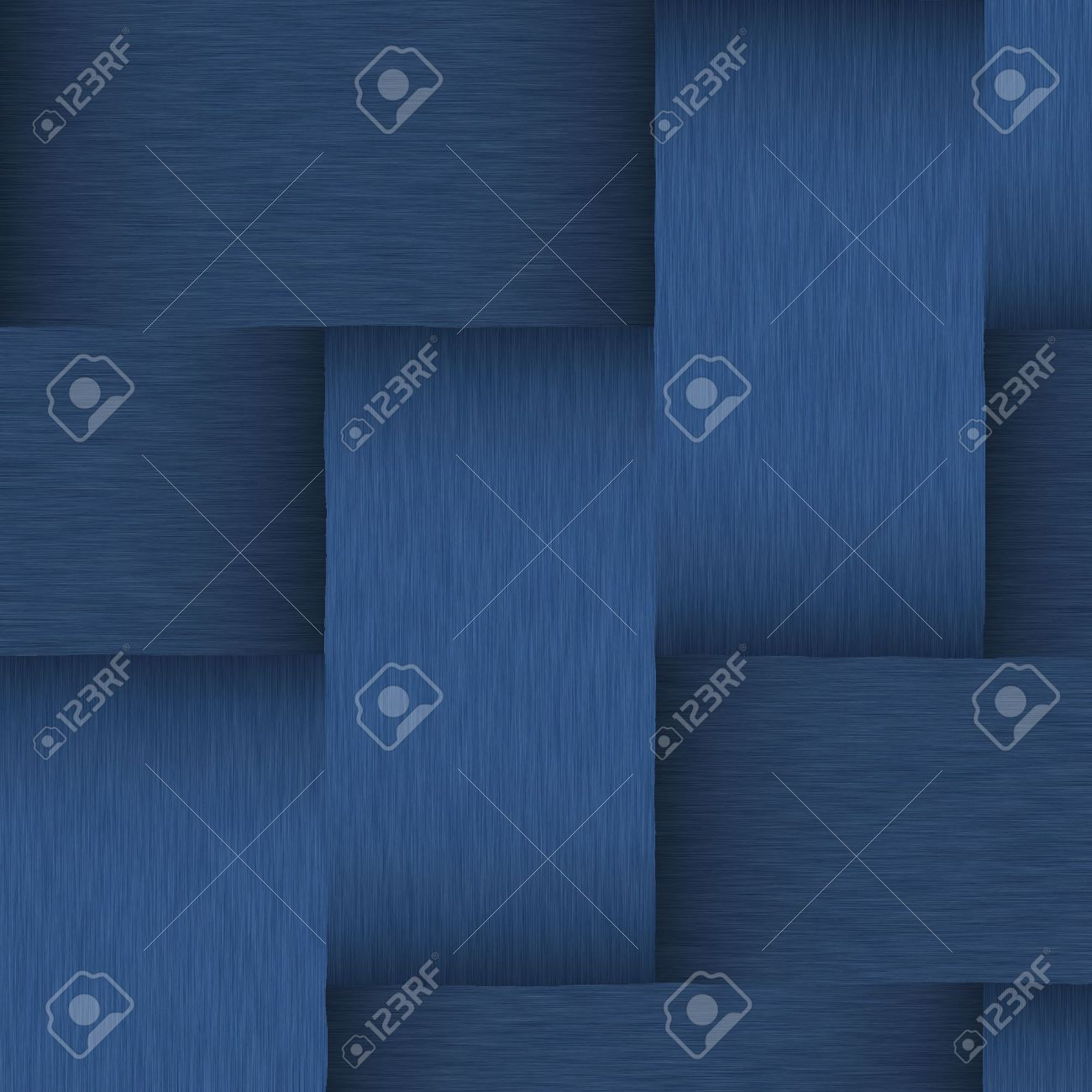 brushed dark blue metallic background with jeans look and colors Stock Photo - 3089941