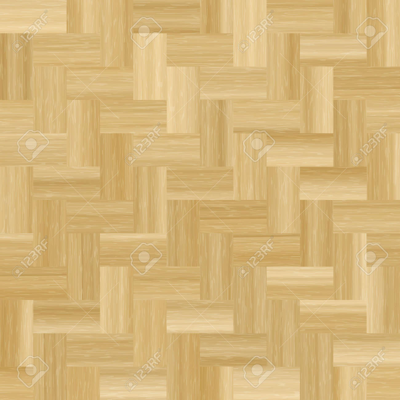 wooden parquet floor, seamlessly tillable Stock Photo - 3395060