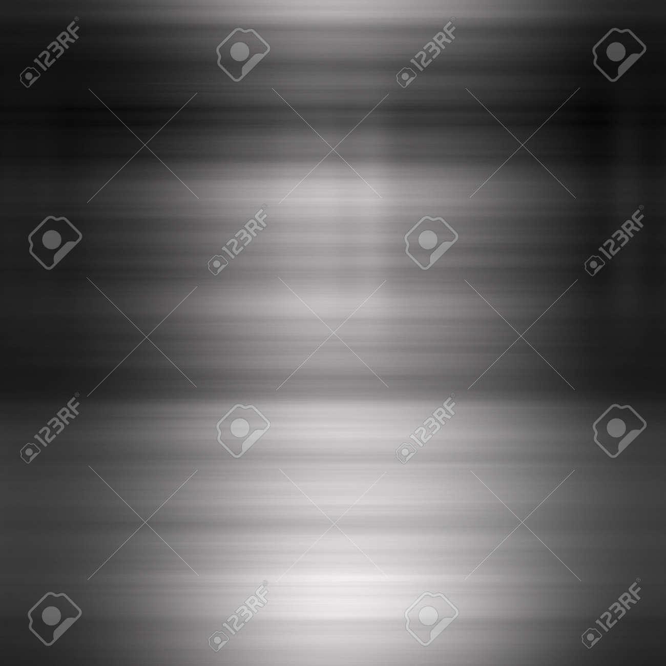 brushed dark aluminum, seamlessly tillable Stock Photo - 3807895