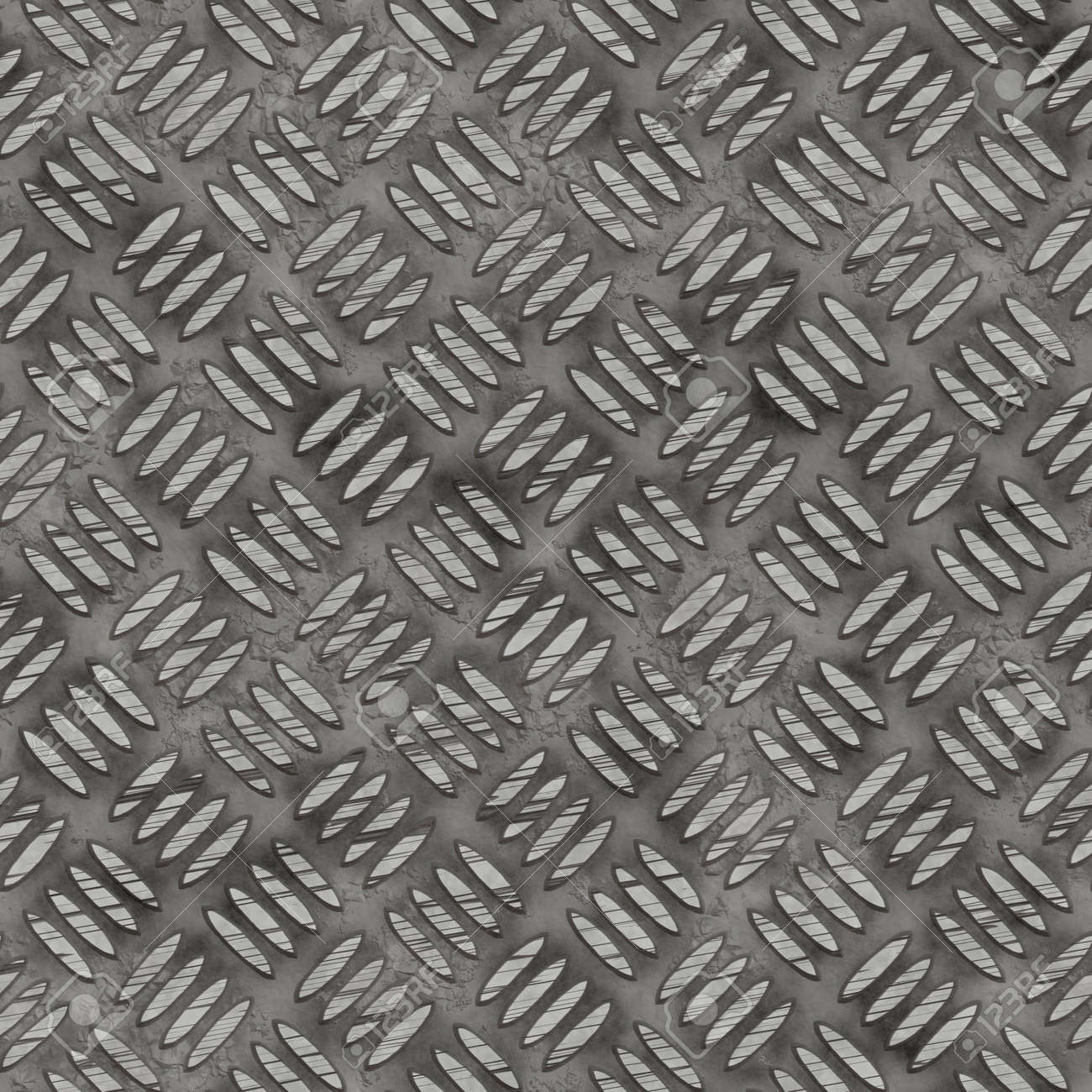 dirty metal plate, seamlessly tillable as a pattern Stock Photo - 3815269
