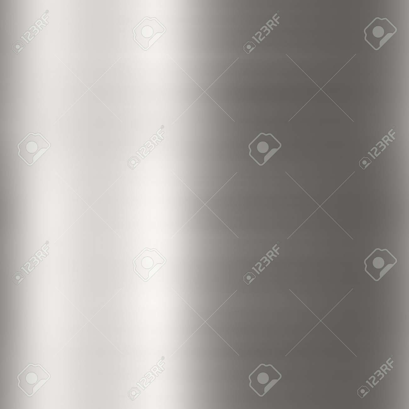 brushed aluminum with bright highlights, seamlessly tillable Stock Photo - 3807828