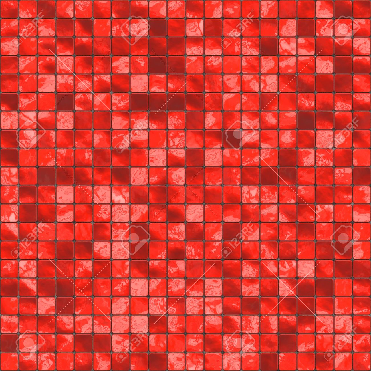Red ceramic tile red ceramic tiles will tile seamless as a pattern stock photo dailygadgetfo Choice Image