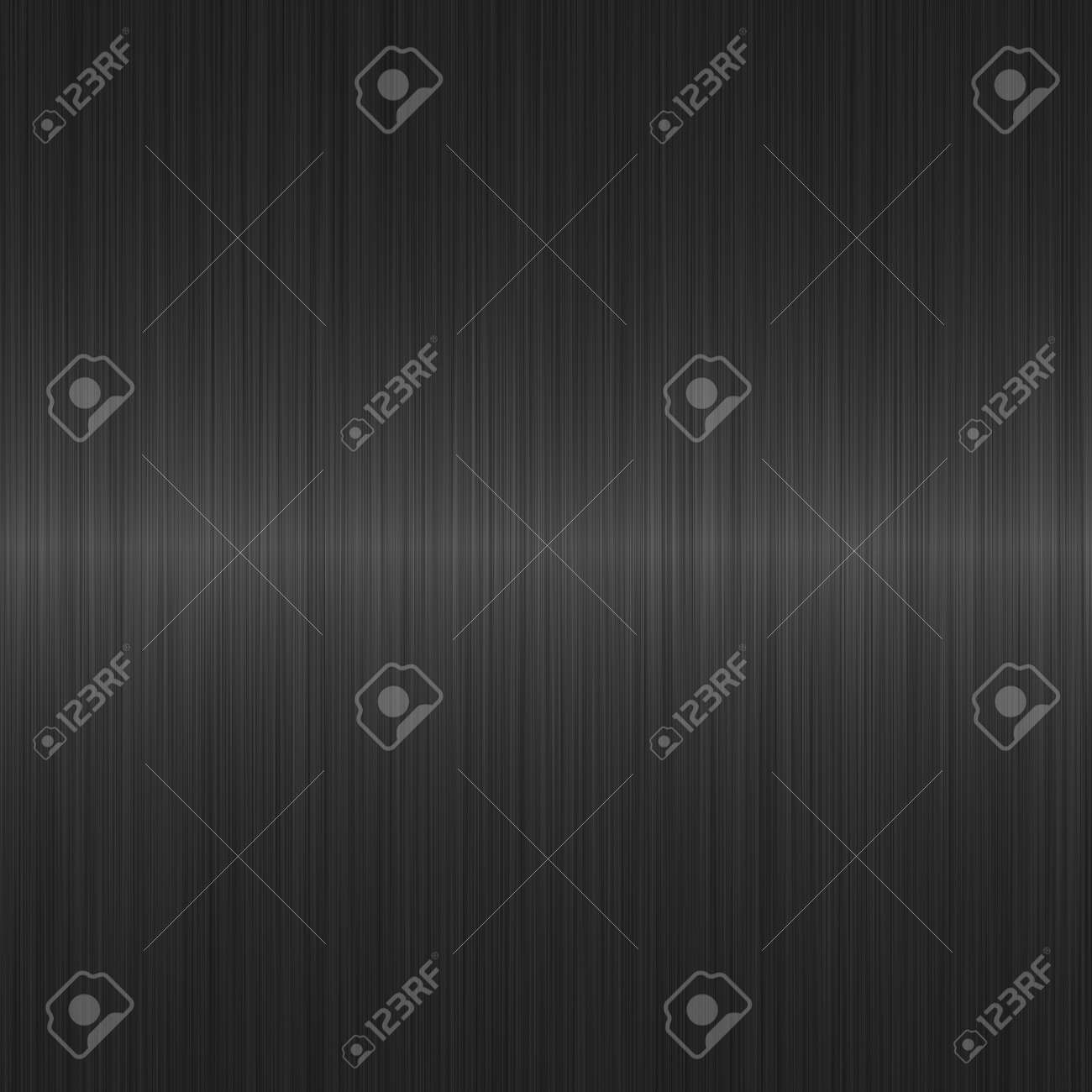 dark grey brushed metal background with horizontal highlight Stock Photo    4051708. Dark Grey Brushed Metal Background With Horizontal Highlight Stock
