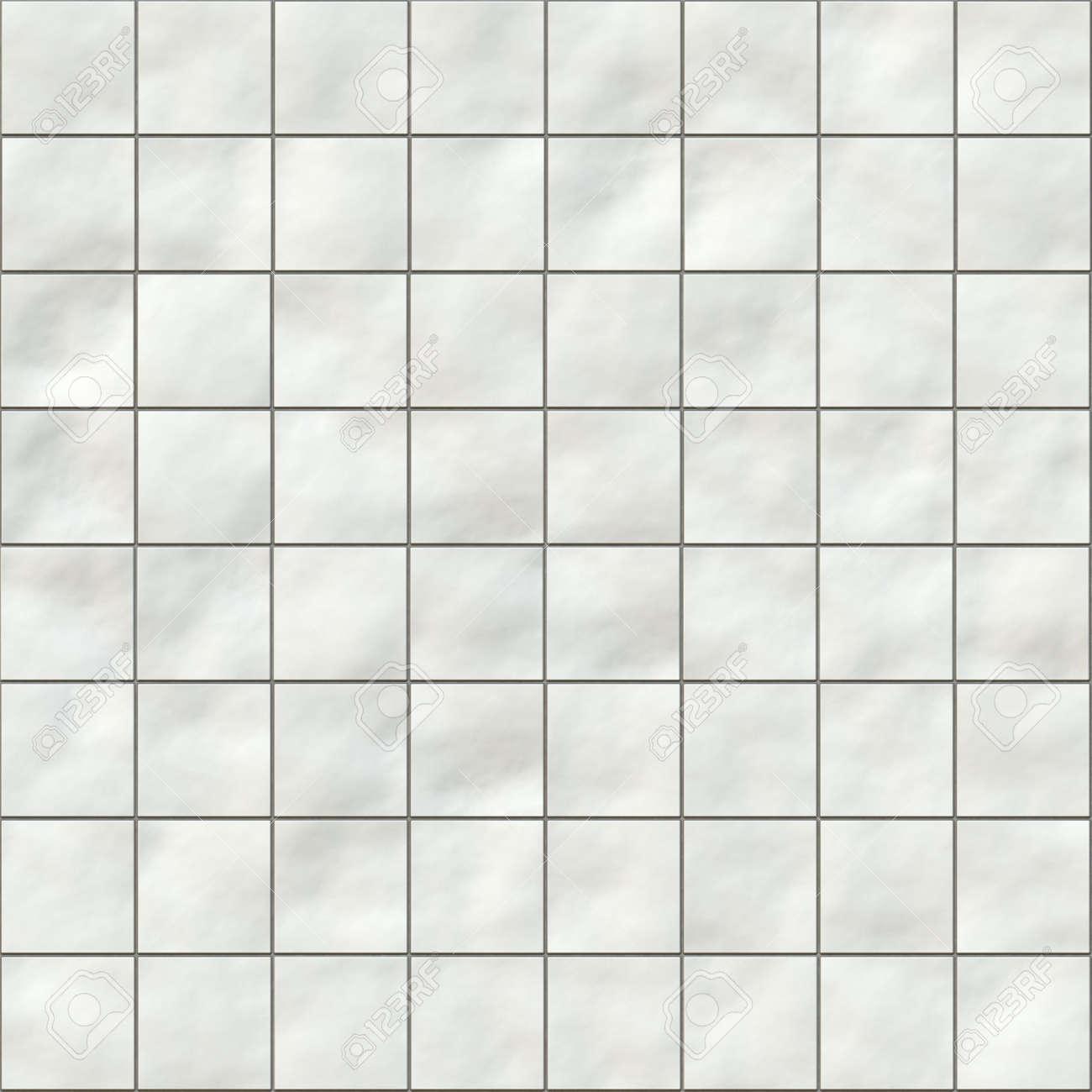White Ceramic Tiles For Kitchen Or Bathroom, Seamlessly Tillable ...