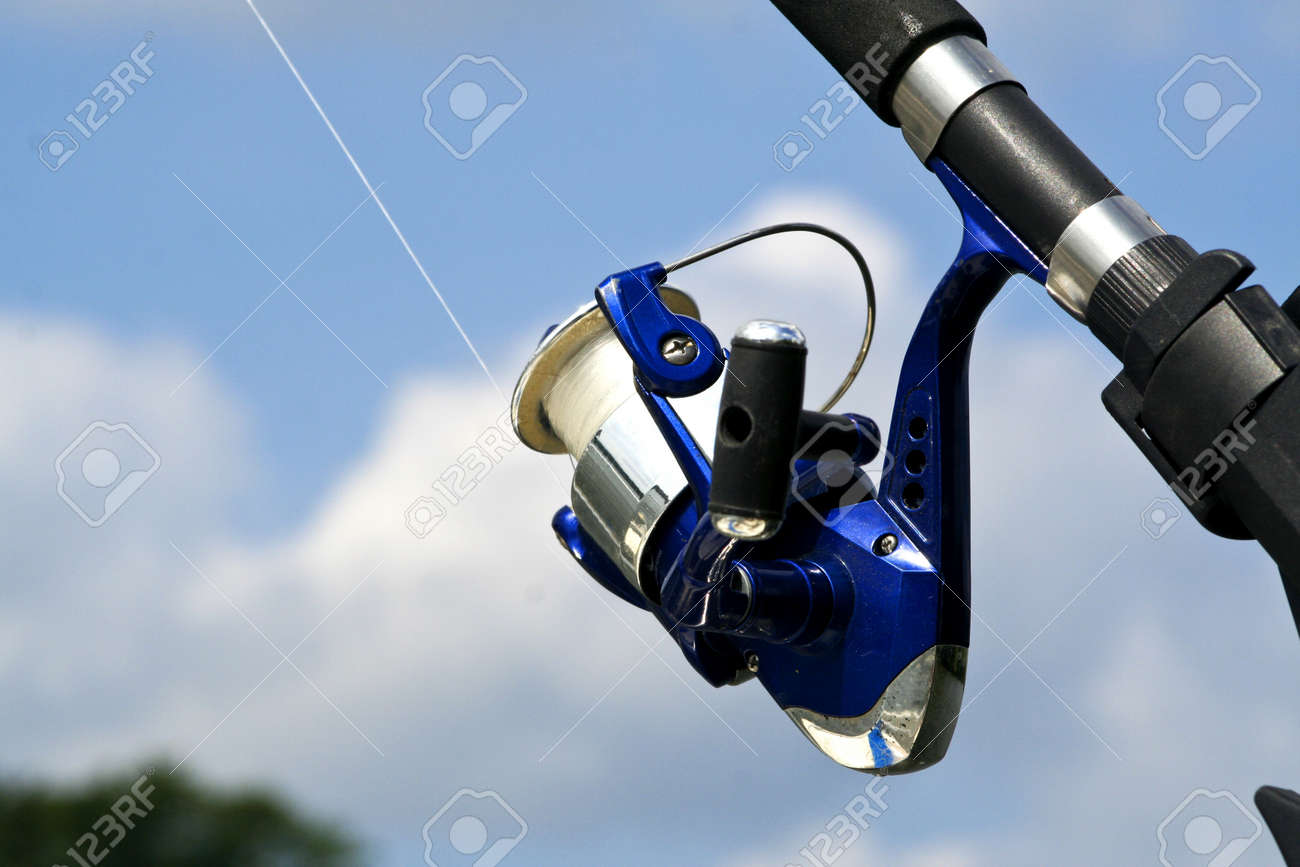 Fishing Reels Stock Photo - 16875883