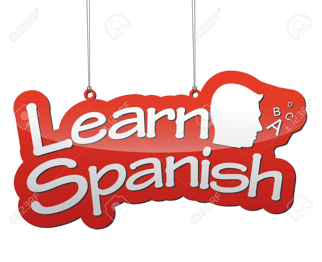 This is background learn spanish - 46319468