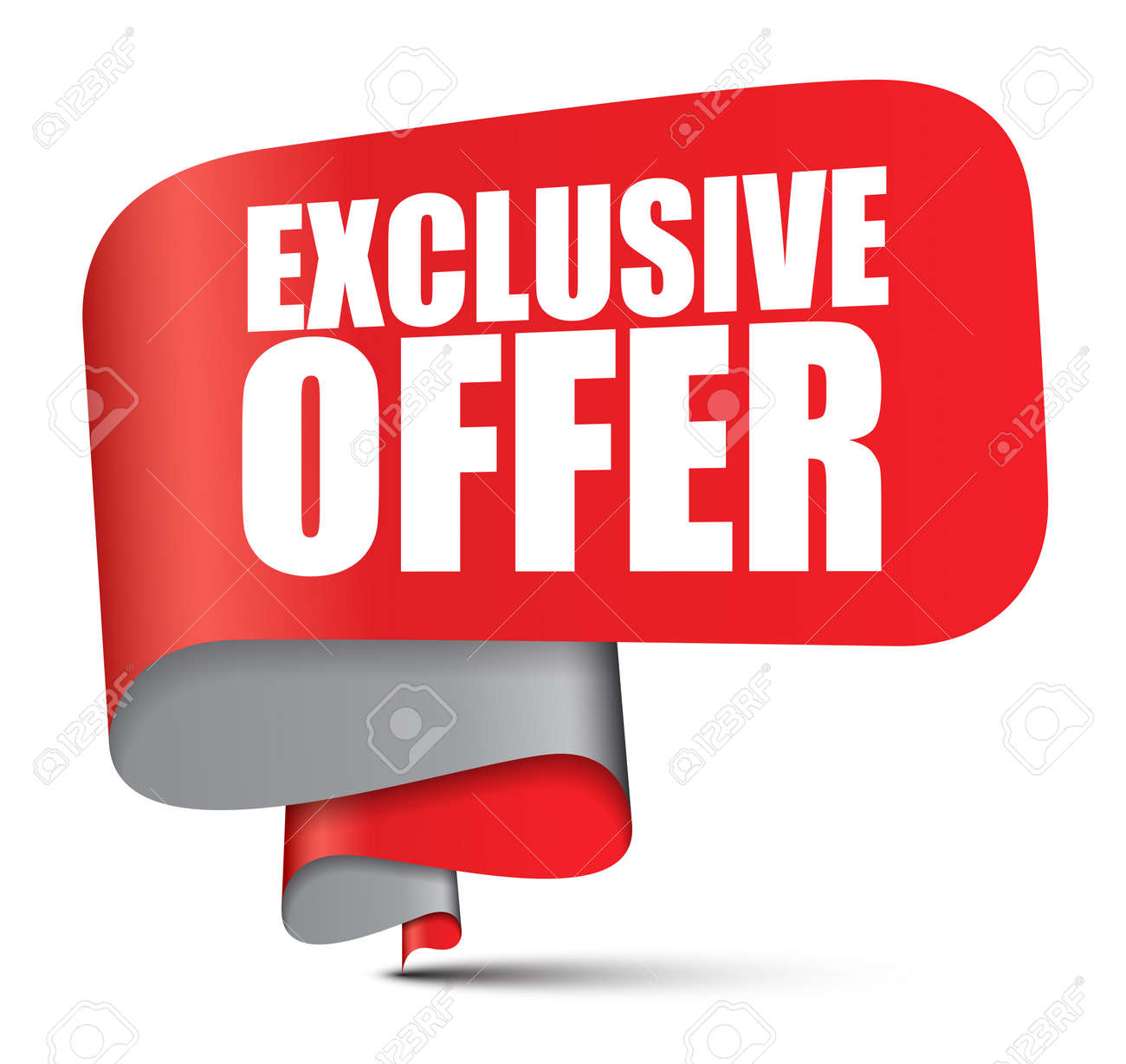 Image result for exclusive offer banner