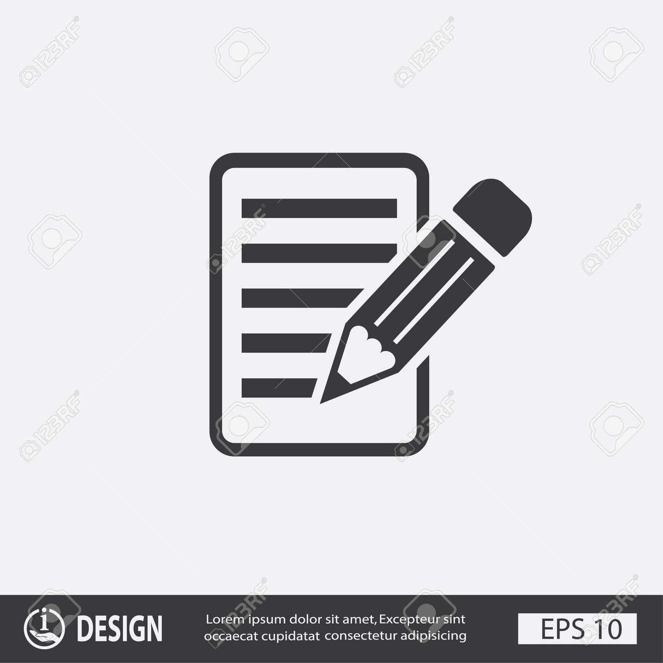 Звук карандаша по бумаге скачать
