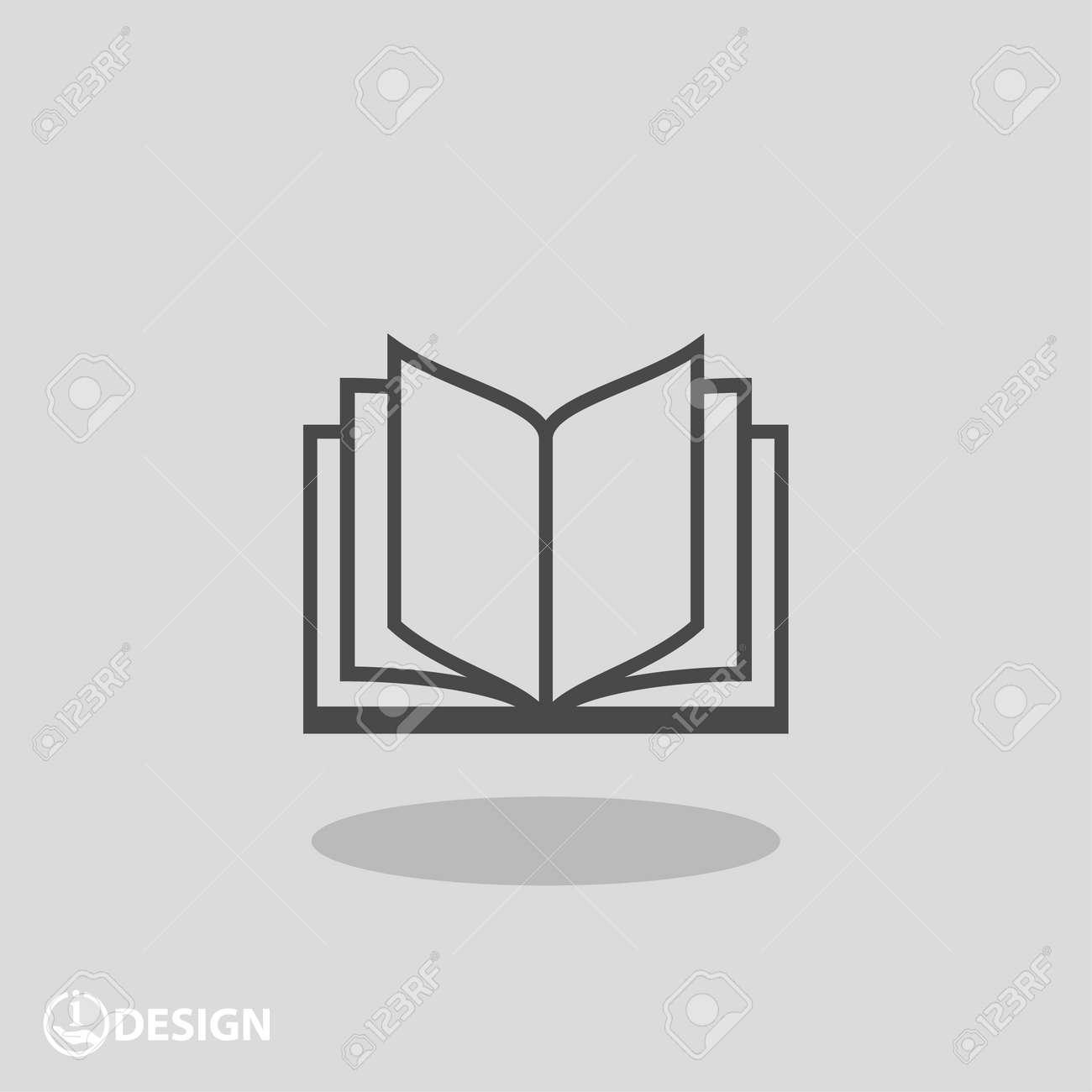 Pictogramme Du Livre