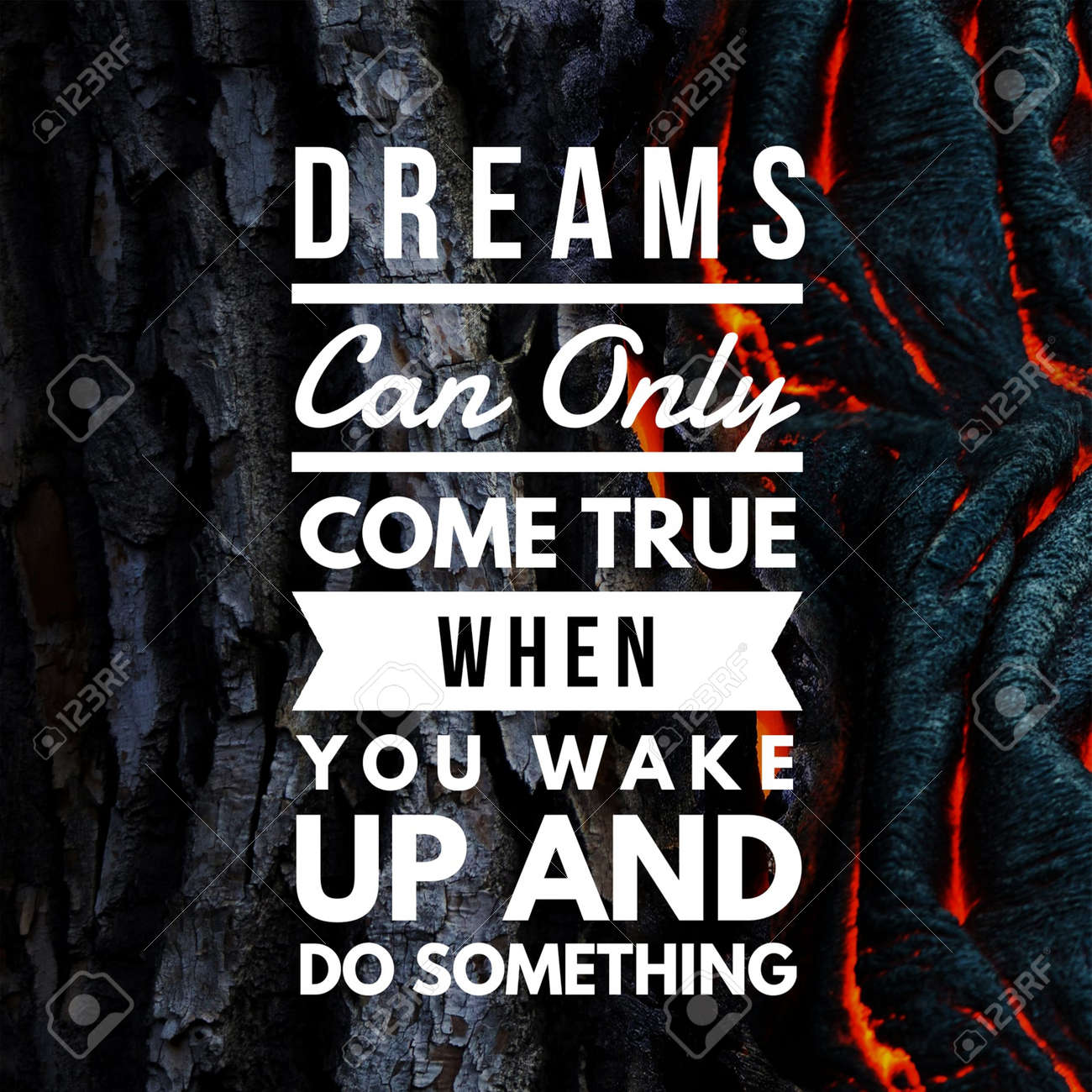 Inspirational Quotes Dreams Can Only Come True When You Wake