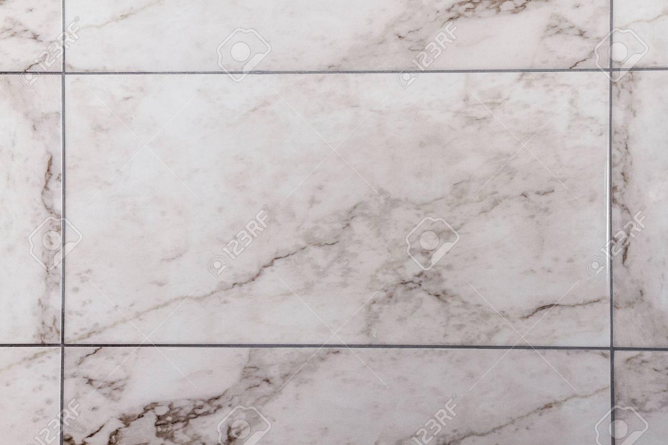 Weiss Grau Marmor Wie Fliesen Fur Badezimmer Dekoration Lizenzfreie